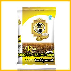 bao bì gạo sạch 25kg