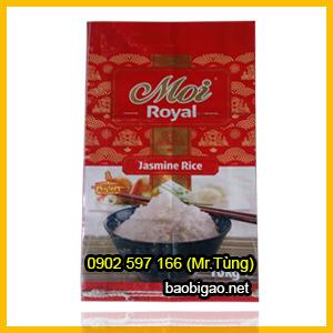 bao bì gạo xuất khẩu 10kg