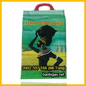 bao bì gạo đẹp 10kg